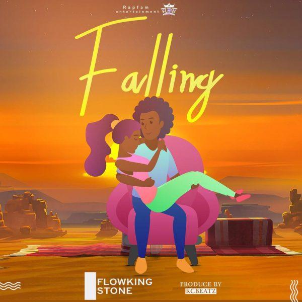 Flowking Stone Falling