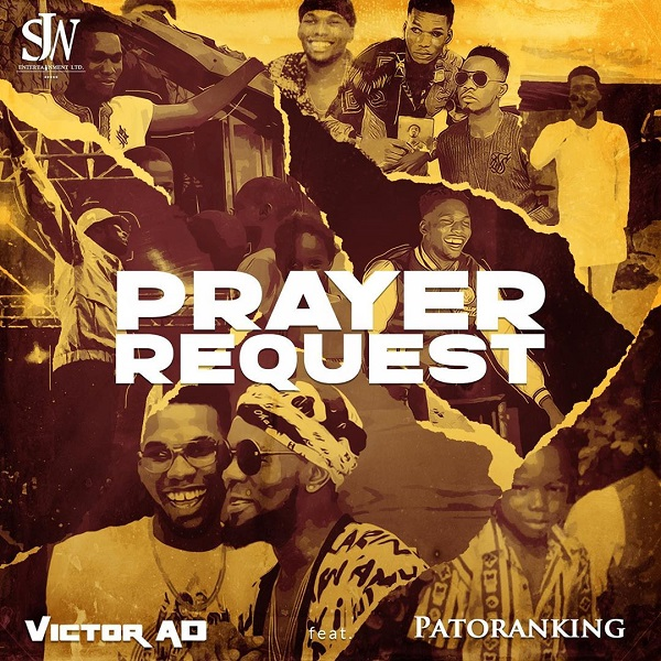 Victor AD Prayer Request Patoranking