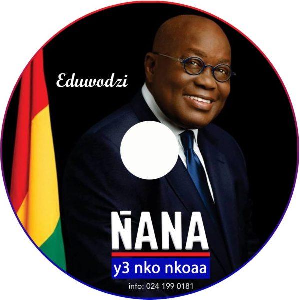 Eduwodzi - Nana Ye Nko Nkoaa