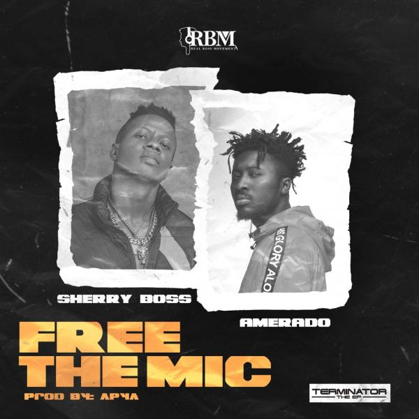 Sherry Boss Free The Mic Amerado