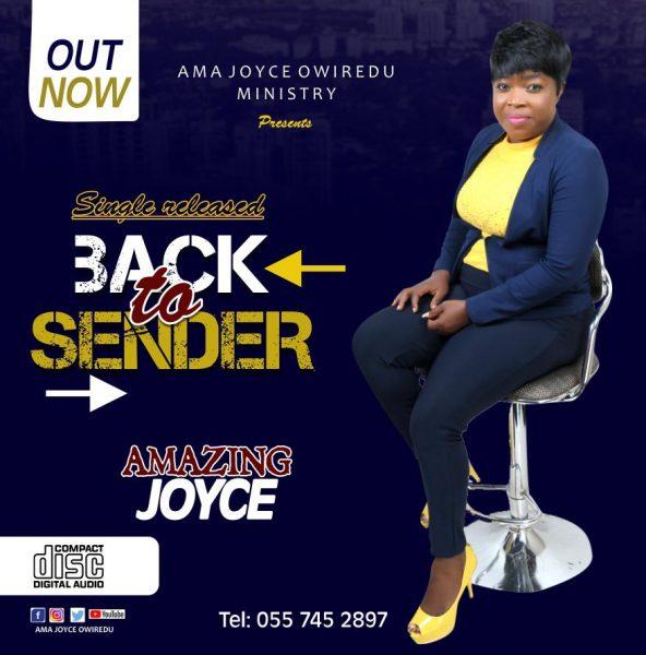 Amazing Joyce – Back To Sender