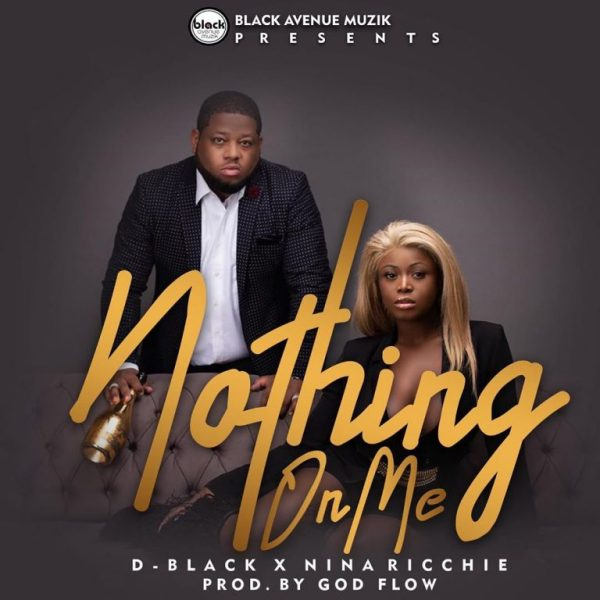 D-Black - Nothing On Me
