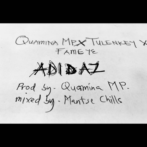 Quamina Mp x Tulenkey x Fameye – Adidas