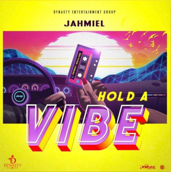 Jahmiel - Hold A Vibe