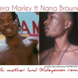 Nana Browner Oh Motherland