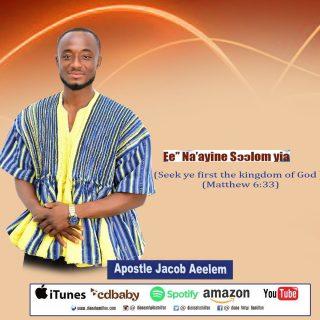 Apostle Jacob Ae Elem San Bra