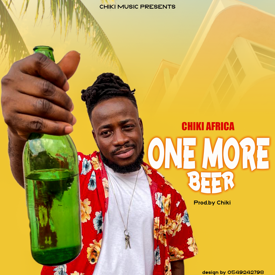 Chiki Africa One More Beer