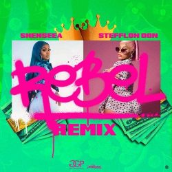 Shenseea Rebel Remix