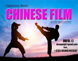 Ogeysious Beatz Chinese Film