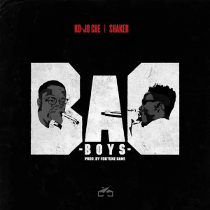 Ko-Jo Cue x Shaker Bad Boys