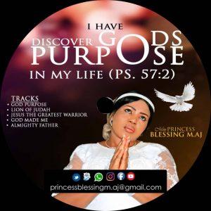 Princess Blessing M.A.J God's Purpose