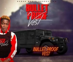 Shatta Wale Bullet Proof Vest