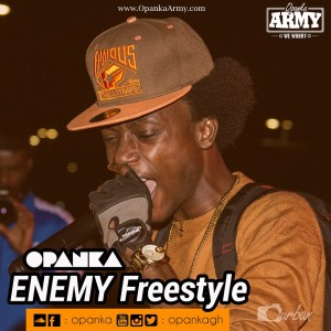Opanka - Enemy Freestyle