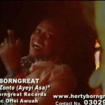 HERTY BONGREAT- CHRISTO AZONTO [OFFICIAL VIDEO]