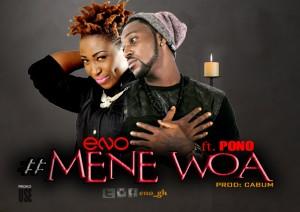 Eno Ft Yaa Pono - Mene Woa (Pro By @cabumonline)