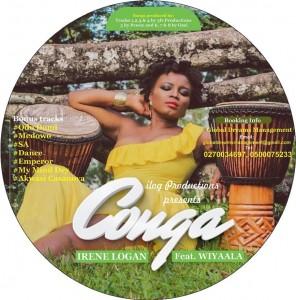 Irene Logan - Conga ft Wiyaala [www.hitzgh.com]
