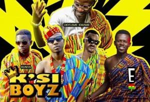 Okyeame Kwame – Kumasi Boys ft Strongman , FlowKing Stone , Cabum & Kunta Kinte