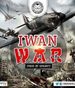 Iwan - War ( Prod by Spanky )