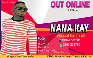 Nana Kay - Koto Na Menhw3 Ade3 (ft Obofolele) Prd By KE beatz