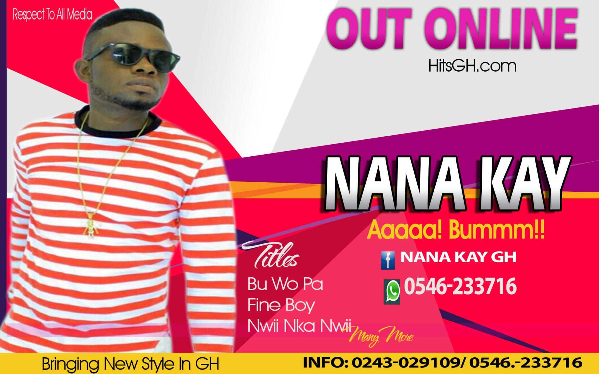Nana Kay Koto Na Menhw Ade ft Obofolele Prd By KE beatz