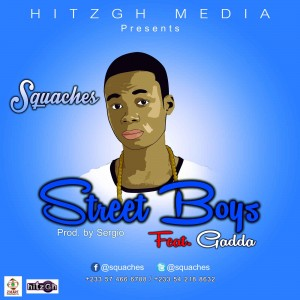 Squaches - Street Boys Ft. Gadda (Prod. by Sergio)