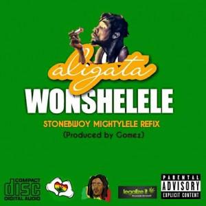 Aligata - Mightylele Refix(Wonshelele)(Prod.by Gomez)