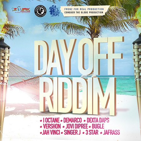 Day Off Riddim Cover