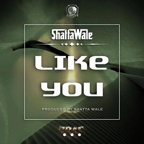 Shatta Wale Like You Prod By Shatta Wale