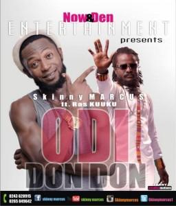 Skinny - Odi Don Don (Ft Ras Kuuku) Prod by SurvivorMusic