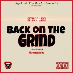 Stiny Leo - Back On The Grind (Mixed By PB)