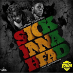 Stonebwoy Feat. Burna Boy – Sick Inna Head  (Prod By Mix Masta Garzy)