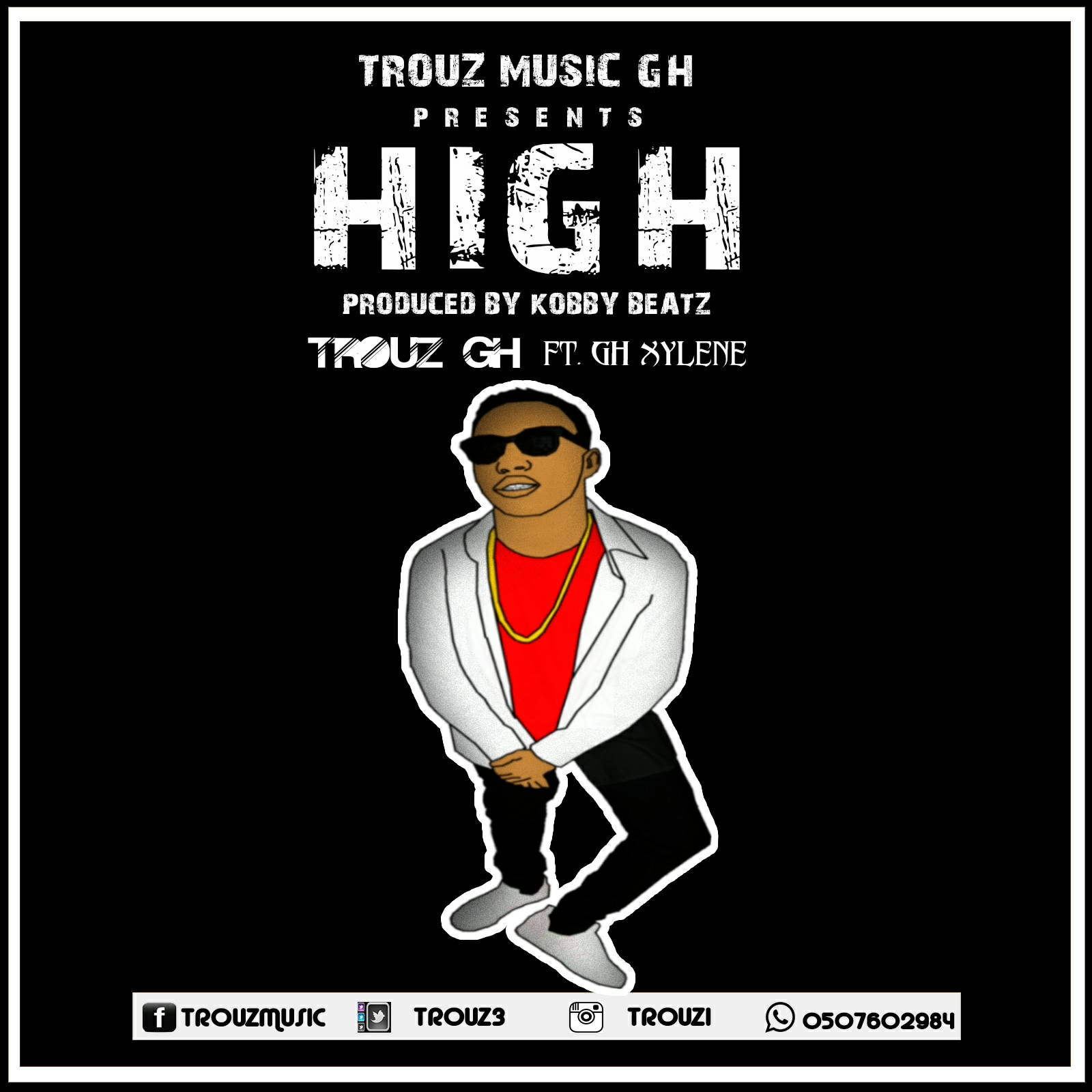 Trouz High Ft
