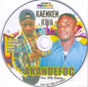 Akandifo - KenKenkwa (Prod. By B4)