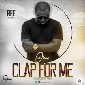 Kontihene – Clap for Me (Prod by Kin Dee)