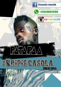 Krispis Casola - Patapaa (Prod. By Tipcy)
