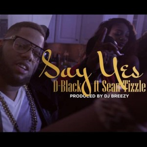 D-Black – Say Yes ft. Sean Tizzle (Prod By DJ Breezy)