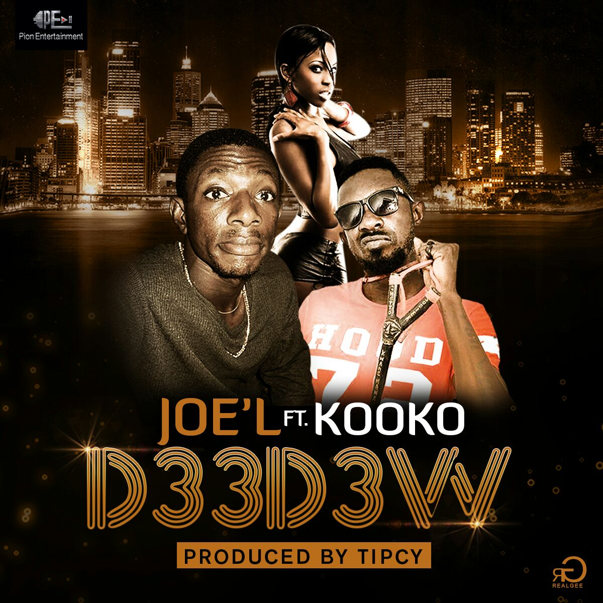 JoelNervelies Ft. Kooko - Deedew (Sweet) (Prod. By Tipcy)