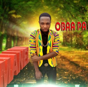 Obaa pa- cover art