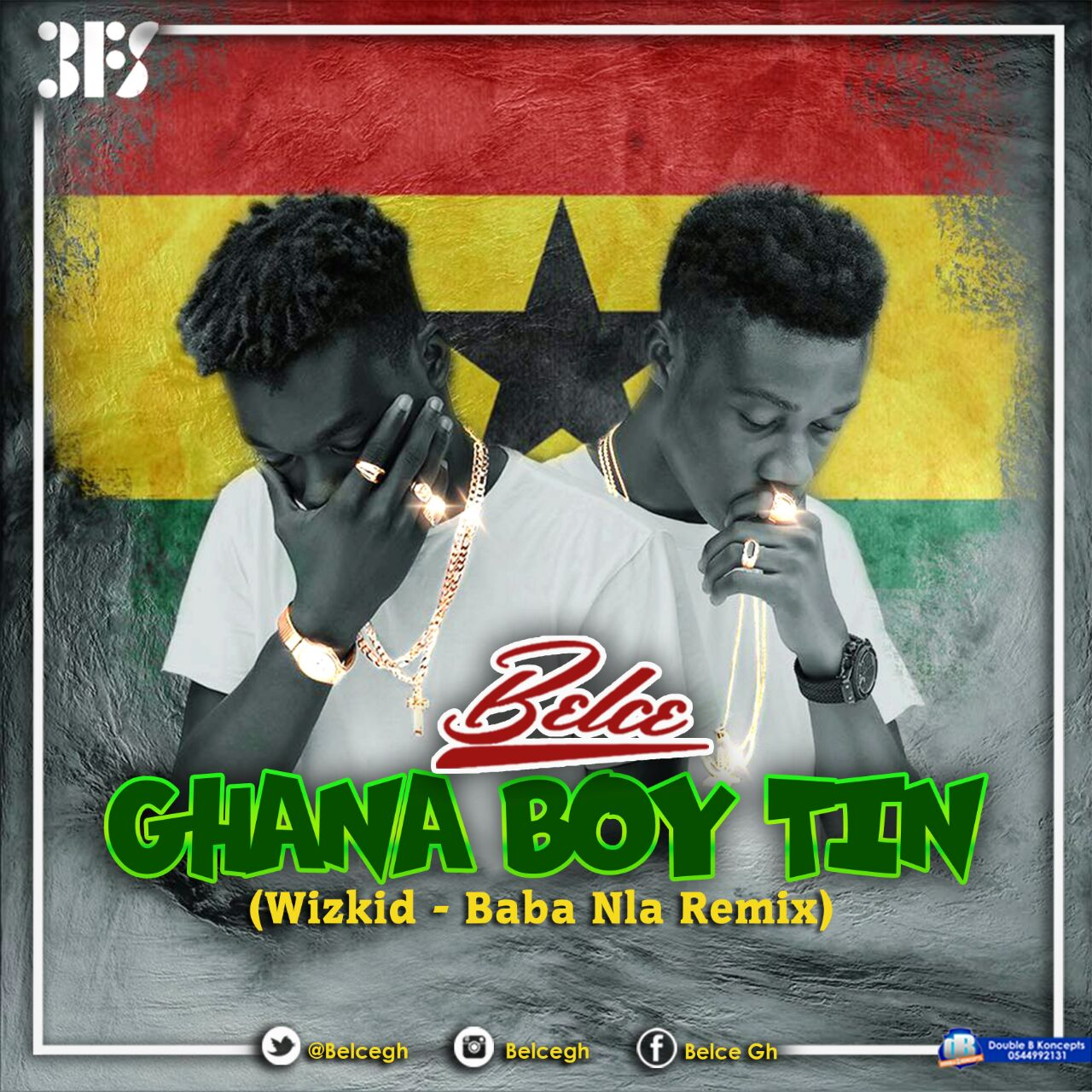 BELCE x Wizkid – Ghana Boy Tin (Baba Nla Remix)