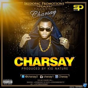 Charsay - Charsay (Pro By Kid nature)