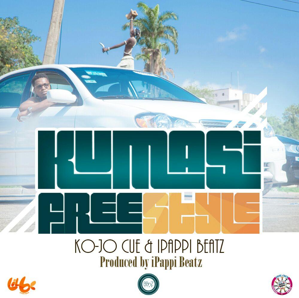 Ko-Jo Cue & iPappi Beatz – Kumasi Freestyle (Prod. By iPappi)