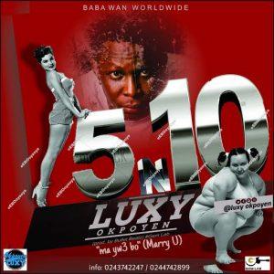 Luxy - 5n10 (prod. by Bullet Beatz)