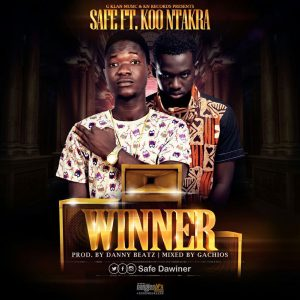 Safe Ft Koo Ntakra - Winner (Prod By Danny Beatz)