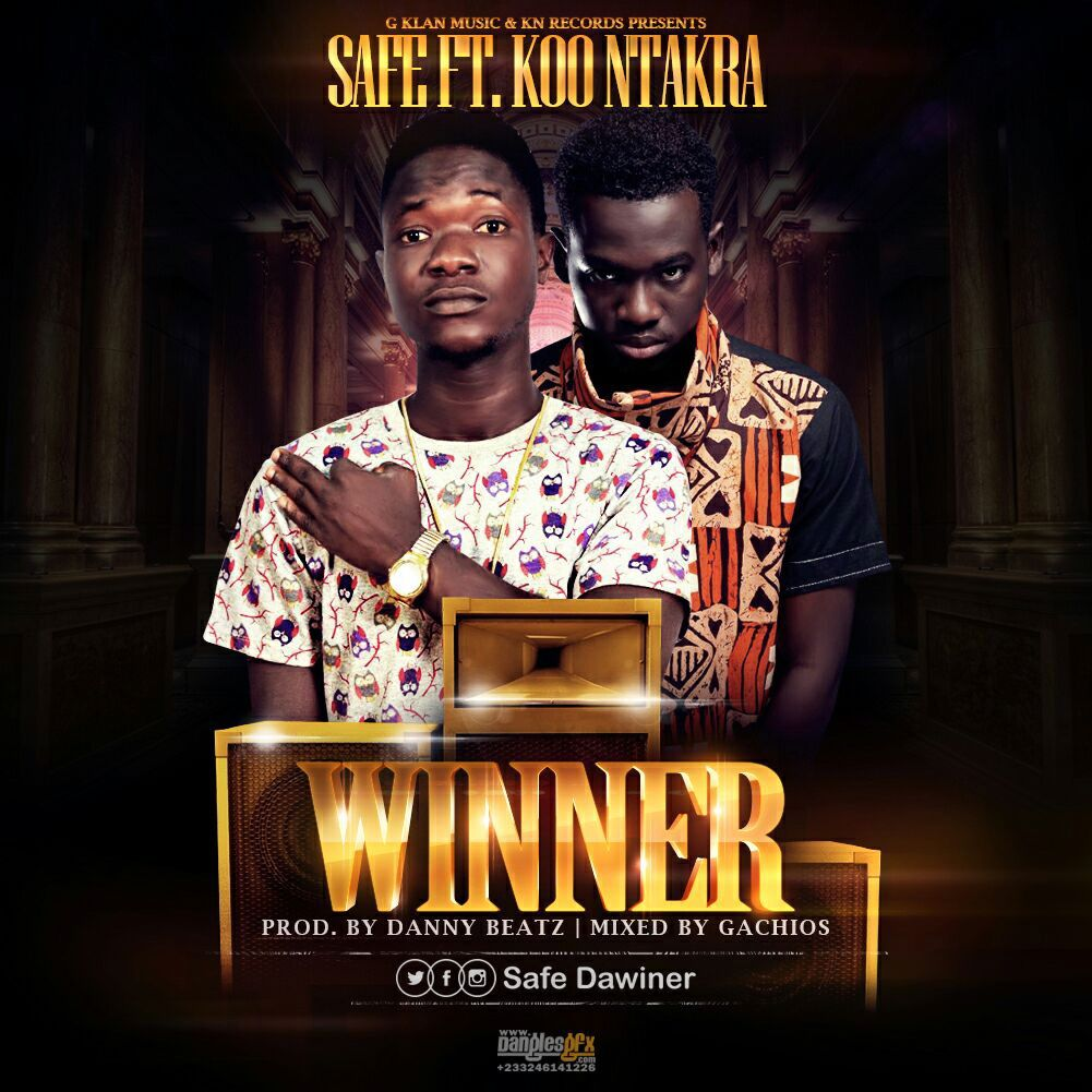 Safe Ft Koo Ntakra – Winner (Prod By Danny Beatz)