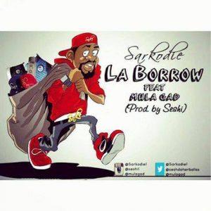 Sarkodie - La Borrow (Instrumental)Prod. By Lazzy Beatz