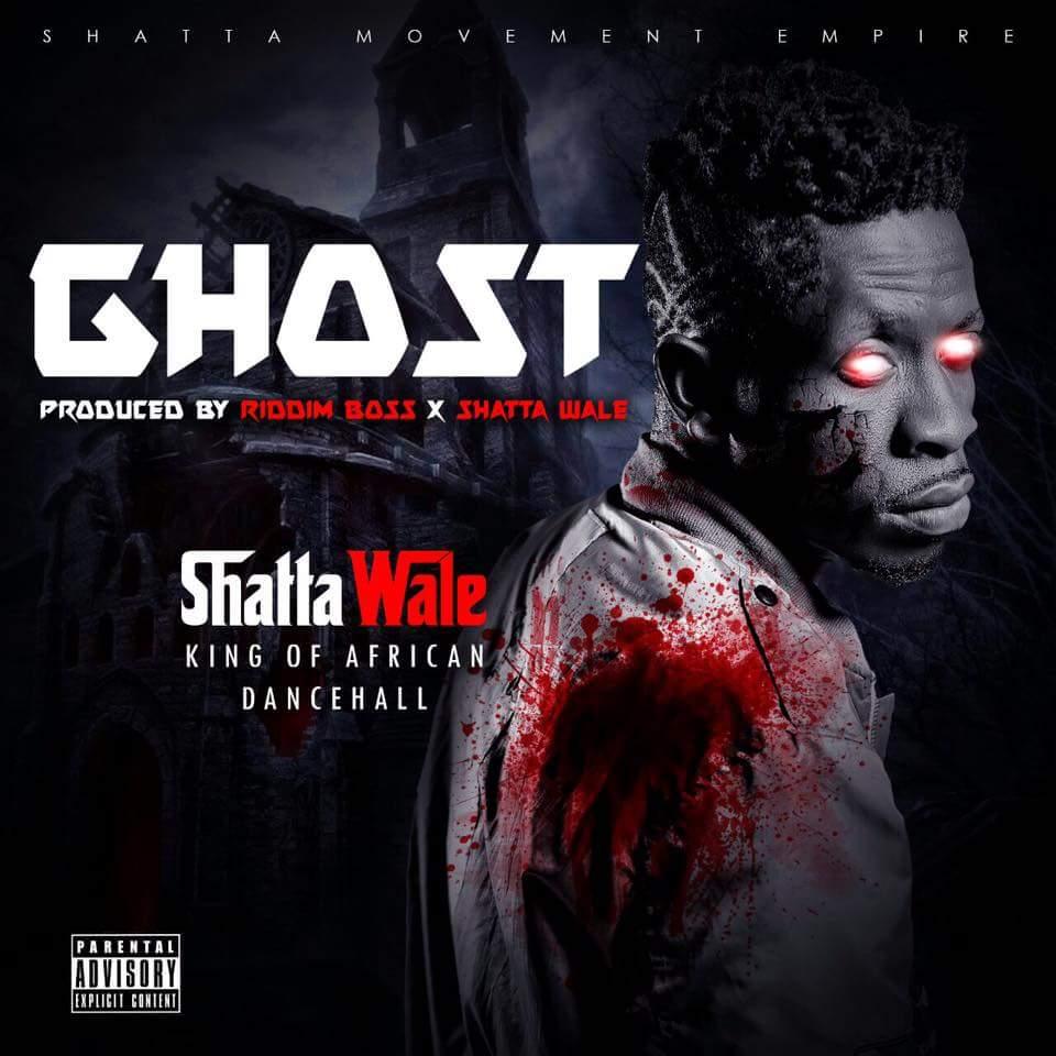 Shatta Wale – Ghost (Prod By Riddim Boss x Da Maker)