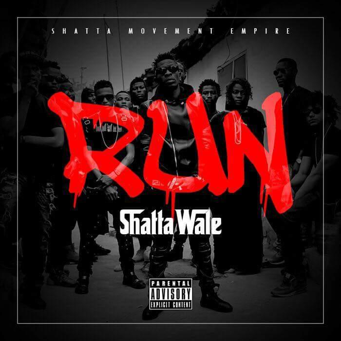 Shatta Wale – Run (Prod. By Da Maker x Riddim Boss)