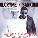 D Cryme ft Sarkodie – Koko Sakora Instrumental (Prod by Masta Garzy)