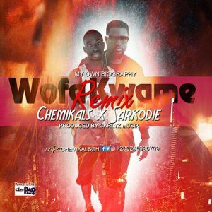 Chemikals X Sarkodie – My Own Biography