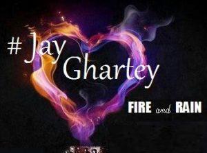 Jay Ghartey - Fire & Rain